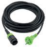 FESTOOL PLUG-IT-Kabel H 05 RN-F 2x1 4m (4,50€/m)