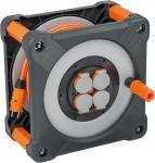 BRENNENSTUHL professionalLINE Kabeltrommel BQ IP44 33m H07BQ-F 3G1,5